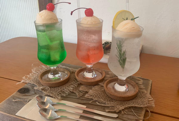 cafe yokoron: (カフェ ヨコロン)