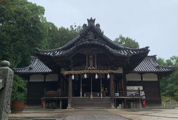朝日八幡神社