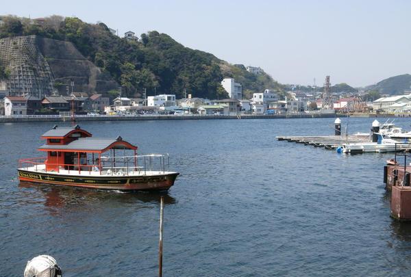 浦賀の渡し(東渡船場)
