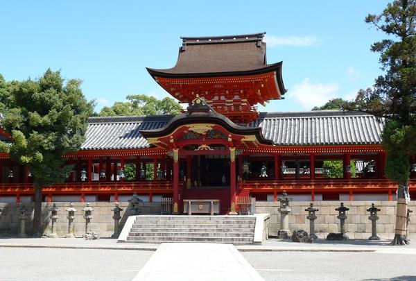 石清水八幡宮の写真・動画_image_82742