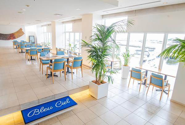 ホテルマリノアリゾート福岡 レストランブルシエール