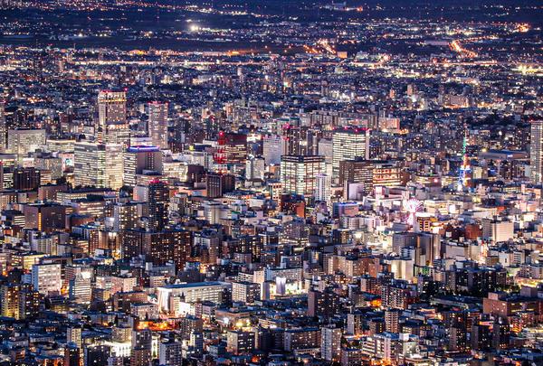 藻岩山 山頂展望台の写真・動画_image_828561
