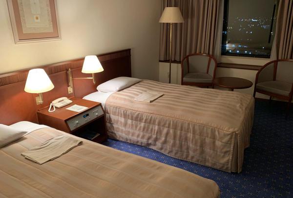 【神栖泊なら】鹿島セントラルホテル