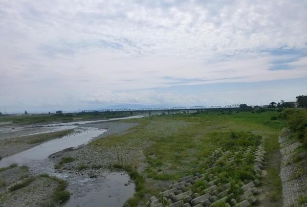 黄瀬川橋(駿豆五色橋)