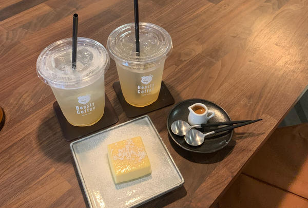 Beasty Coffee [ cafe laboratory ]