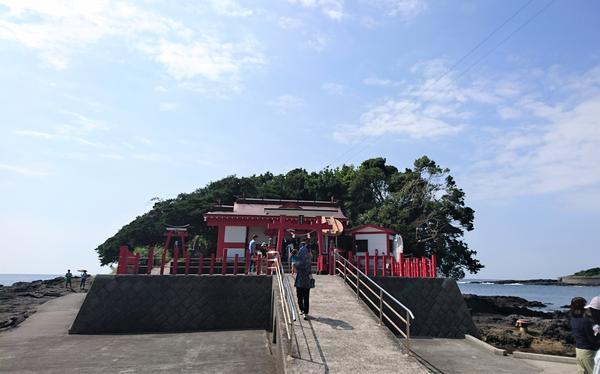 釜蓋(かまふた)神社