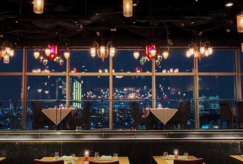 夜景が見える渋谷のカフェ調査🌃💖
