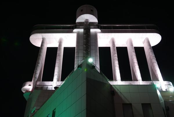 名古屋港ガーデンふ頭とシートレインランド