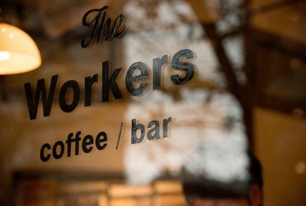 The Workers coffee / bar