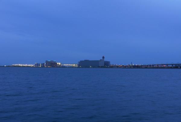 海の夜景が綺麗なスポット