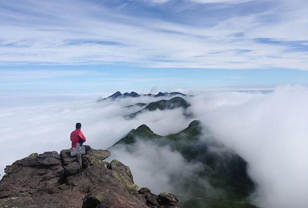 【ハード】羅臼岳登山