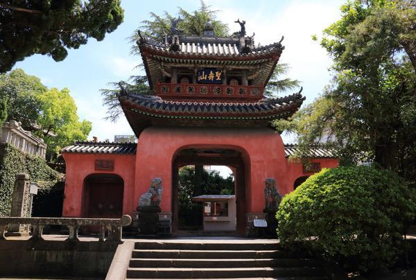 黄檗宗 聖寿山 崇福寺