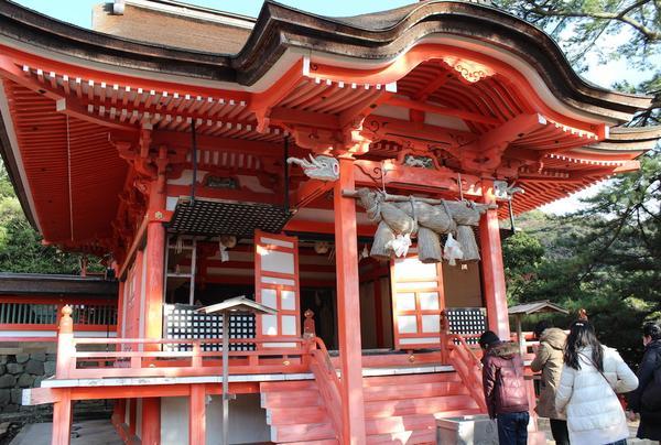 日御碕神社(神の宮)