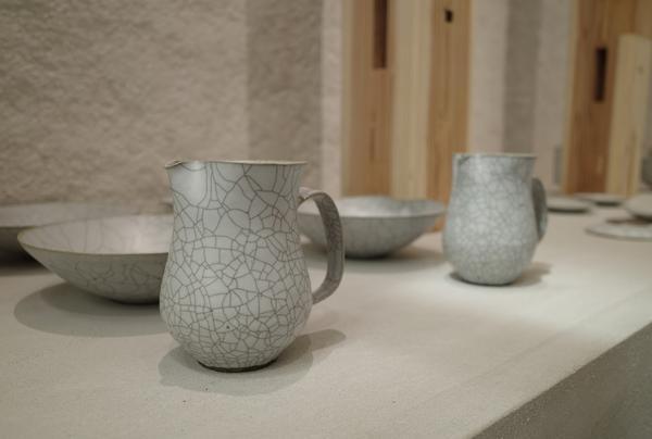 オリジナルの陶器