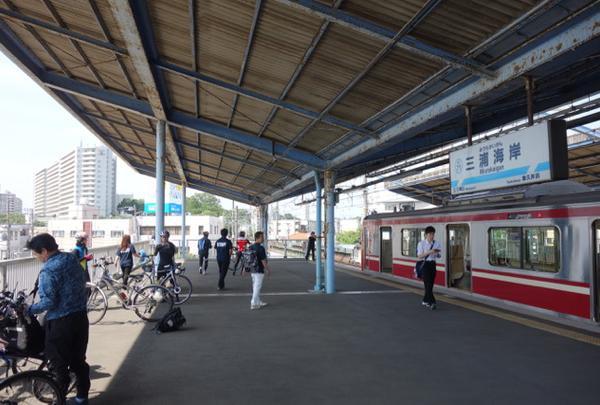 三浦海岸駅の写真・動画_image_180052