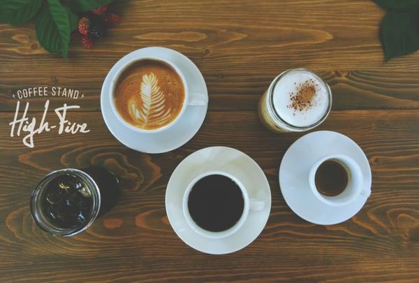 コーヒースタンド High-Five