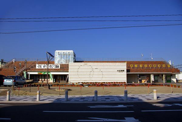 大石田駅/4日目