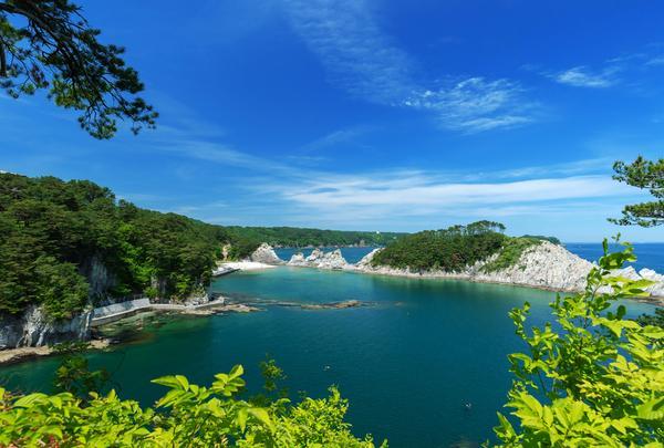 浄土ヶ浜の写真・動画_image_415330