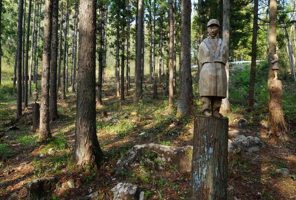小砂里山の芸術の森
