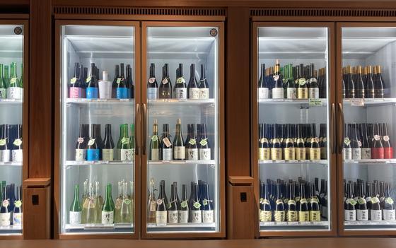 冷蔵庫に魅惑の品々がぎっしり!