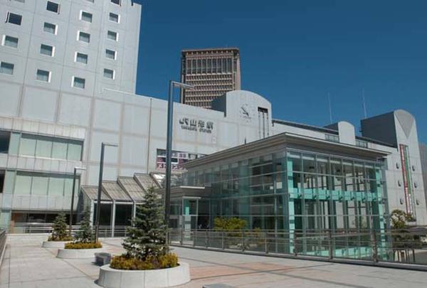 山形駅 JR