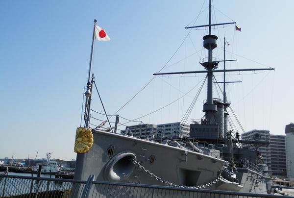 世界三大記念艦