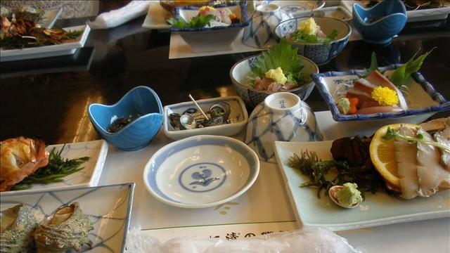 真鶴の海の幸を食べよう!