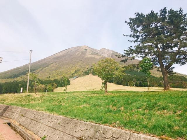 大山桝水高原 天空リフト
