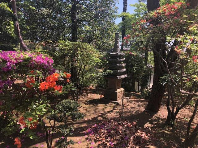岩殿山 安楽寺