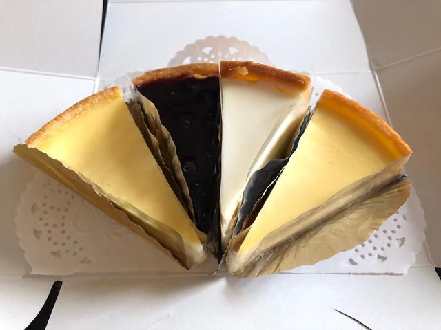 ヨハン・チーズケーキ