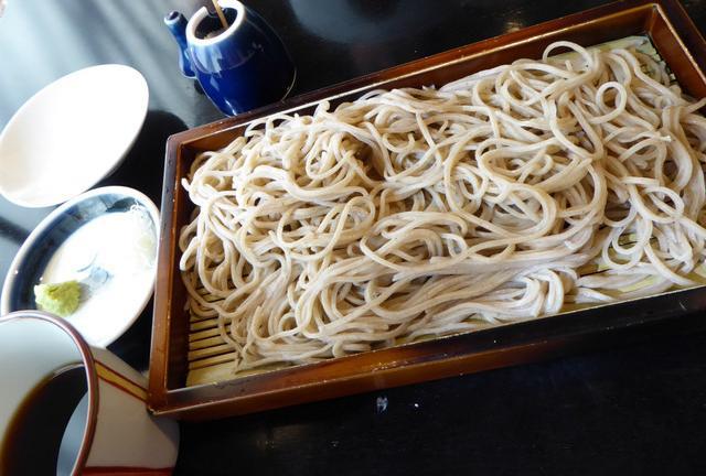 【東京】ダイエット中でも大丈夫!東京の大好きなお蕎麦巡り♡