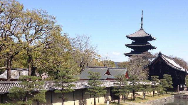 I LOVE 東寺