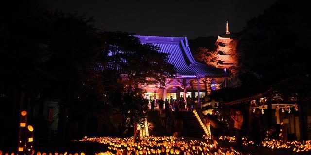 [片瀬~長谷~江ノ島]8月限定 幻想的な夜景巡り♪
