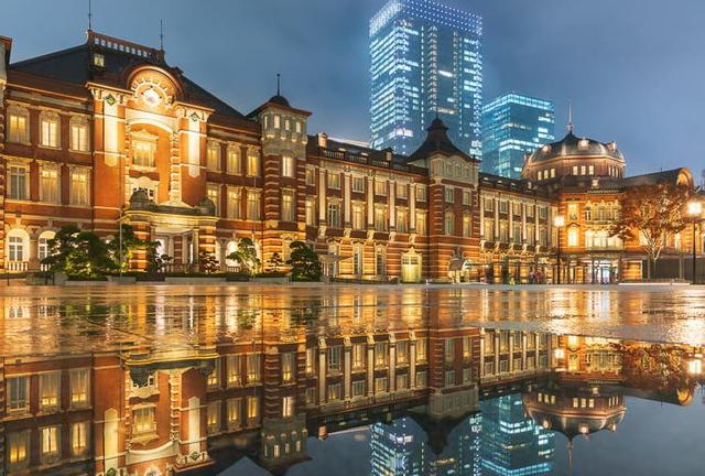 東京駅〜丸の内・有楽町で優雅な散策🌆