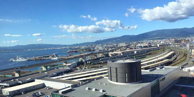 はるばる来たで函館へ〜♪は明治大正ロマン&港カフェの宝庫でした。