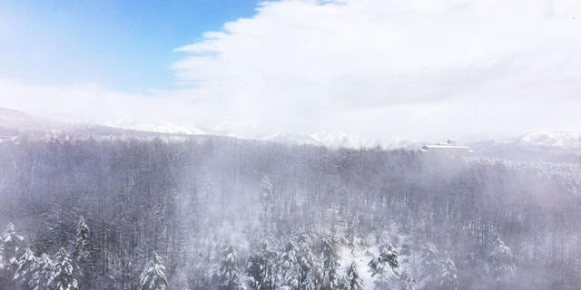 草津温泉 と 軽井沢