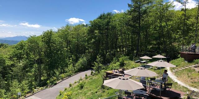 大自然の中で過ごす軽井沢の2日間。軽井沢のおすすめ定番ドライブコース。