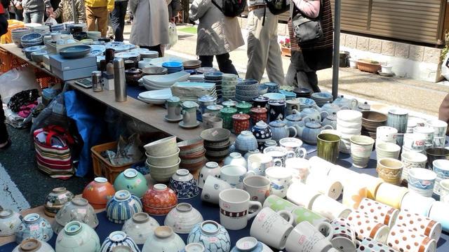 陶器の町「多治見」で陶器の器を大人買い!