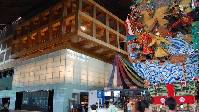 博多駅からレンタカーに乗って、太宰府へ〜☆