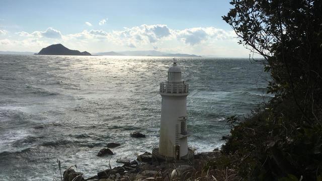 ✨海の散歩コース  伊良湖岬