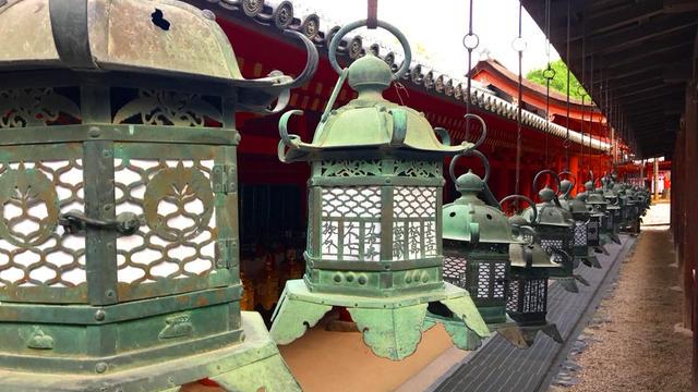 奈良のお寺と仏像めぐり(2日目)