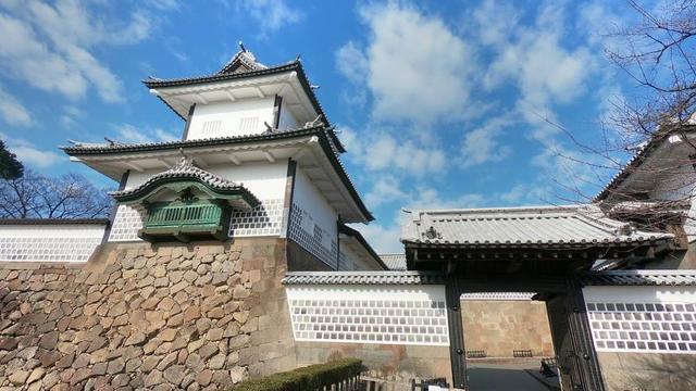 winter trip in KANAZAWA