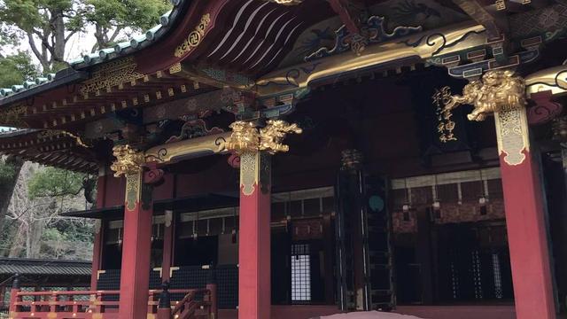 根津神社、六義園、巣鴨