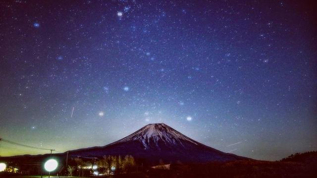 夜から楽しむ!富士山星空周回ドライブ