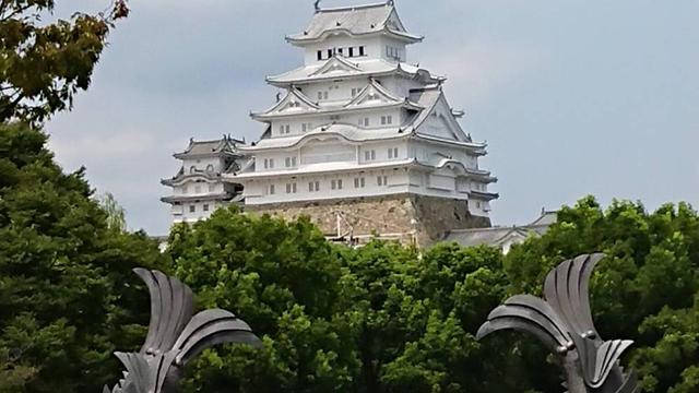 1泊2日世界文化遺産で国宝の姫路城と兵庫県の美味しい物めぐりの旅。