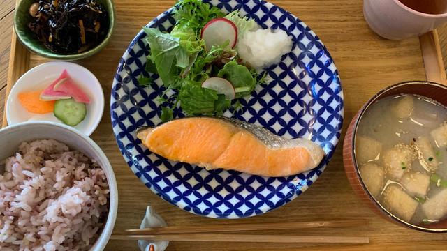 朝ご飯〜鎌倉半日コース☀️