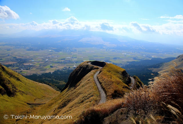 絶景/ジブリ・天空の城ラピュタを思わせる「ラピュタの道」