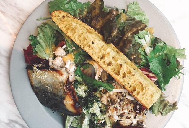 山盛りサラダが食べたいーの👩🏼🌾都内サラダランチMAP【更新中】
