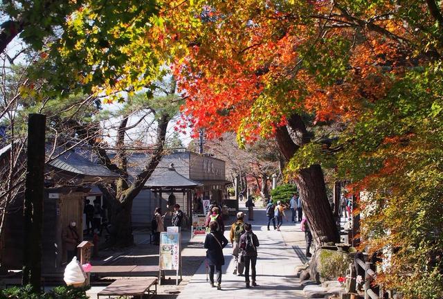 宮城〜山形を電車で一周。山寺、鳴子温泉で紅葉狩り🍁