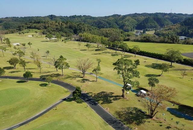 宮崎の充実のゴルフな一日!
